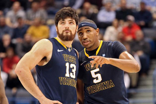 NCAA Tournament Bubble Breakdown:  West Virginia vs. Xavier