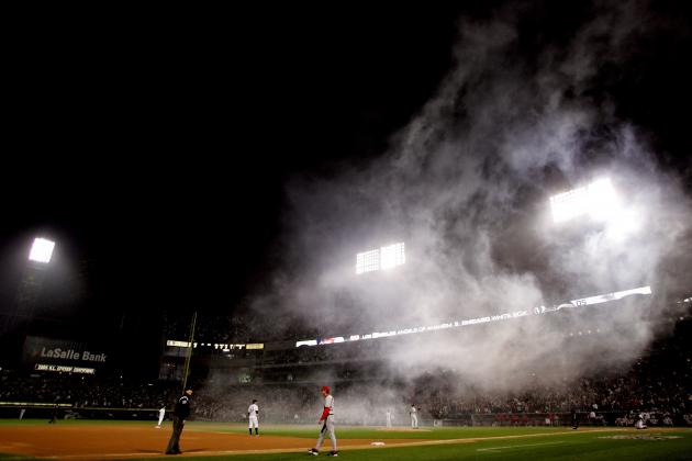 The Top 5 Bizarre Things to Happen at U.S Cellular Field