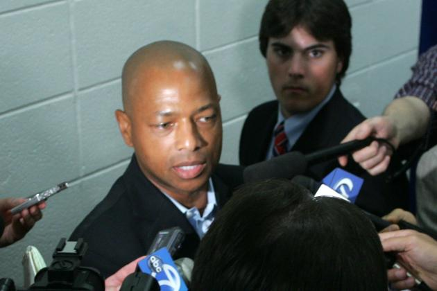2012 NFL Draft Day: How Jerry Reese Actually Views the Draft