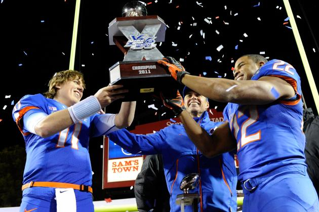 NFL Draft 2012: 4 Reasons QB Kellen Moore Is the Next Tom Brady