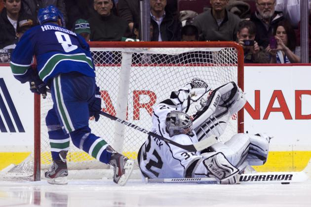 Vancouver Canucks: 5 Clips to Cheer Fans Up after Losing Cody Hodgson