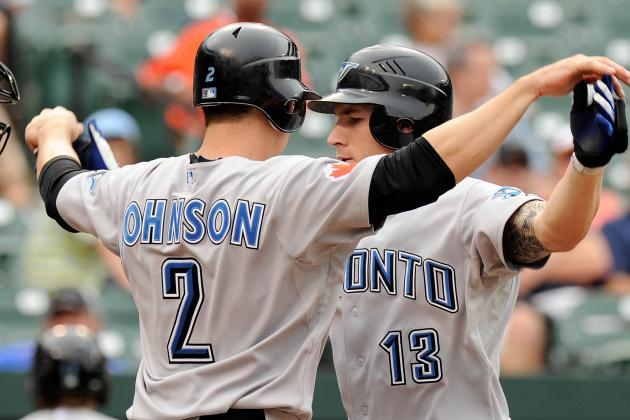 Kelly Johnson: Ranking the Blue Jays Infielder Among AL East Second Basemen