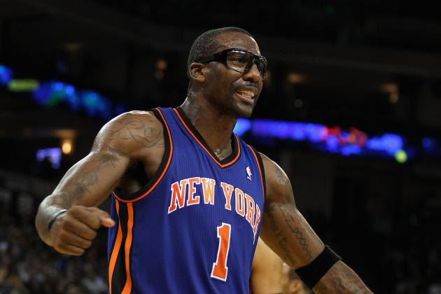Amar'e Stoudemire: 3 Reasons He'll Have a Monster Second Half of the Season