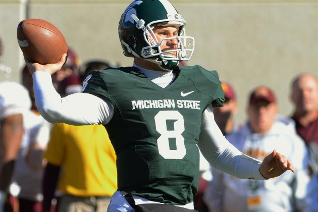 2012 NFL Mock Draft: Projecting Kirk Cousins and the Middle-Round Quarterbacks