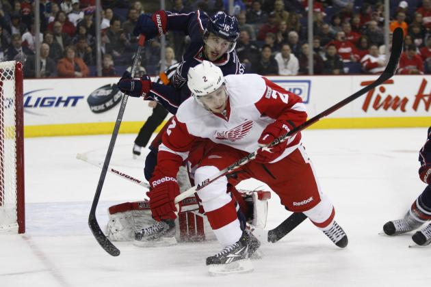 Detroit Red Wings: 5 Reasons Brendan Smith Could Replace Ericsson Next Year