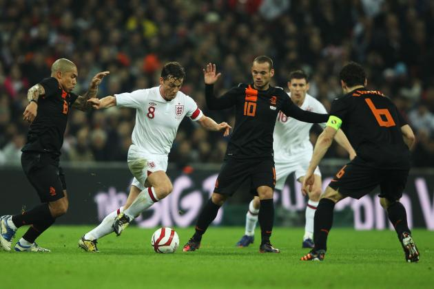 England vs. Holland: 5 Things Learned in the Three Lions Loss