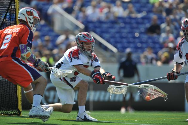 Major League Lacrosse Pre-Season Power Rankings
