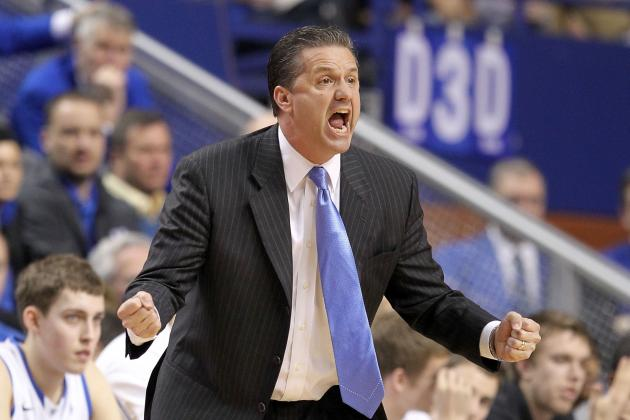 College Basketball: John Calipari and the 13 Best Coaching Jobs of 2011-12