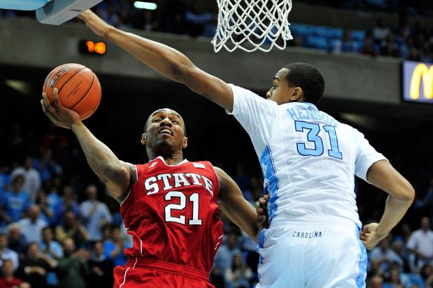 NBA Draft 2012: Predicting the Order in Which ACC Studs Will Be Selected