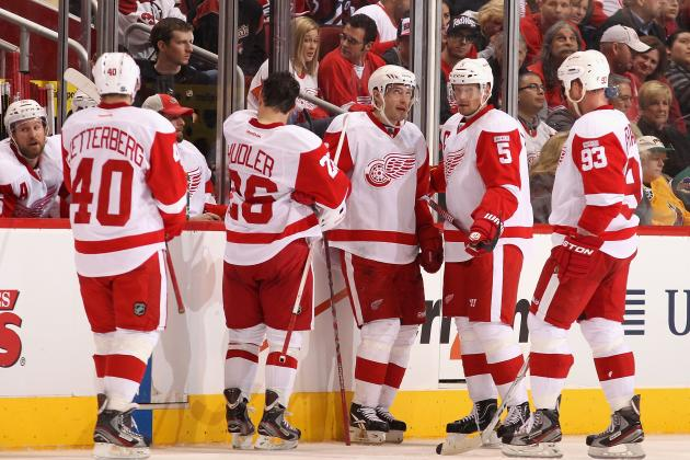 Detroit Red Wings: 5 Players Who Need to Show Up for a Cup Run