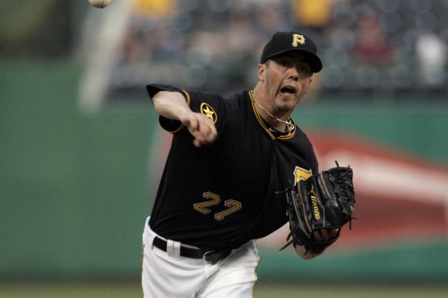 Predicting the Pittsburgh Pirates' Opening Day Starting Rotation