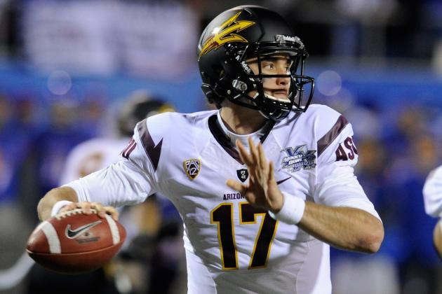 2012 NFL Draft: 3 Young QB's Who Won't Succeed in the Pros