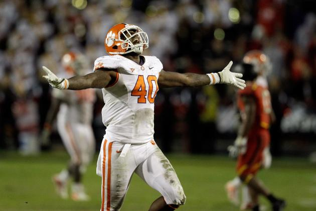 NFL Combine 2012: 5 Prospects the Falcons Should Now Be Watching Even Closer