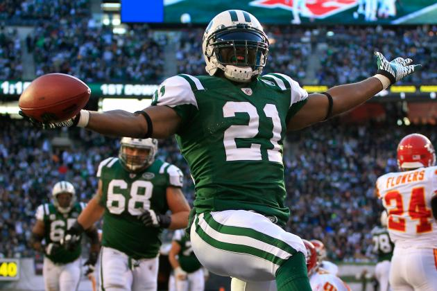 NFL Free Agency 2012: New York Jets Must Move on from LaDainian Tomlinson