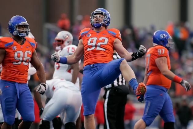Boise State Football: Updating Player Performances from the NFL Combine