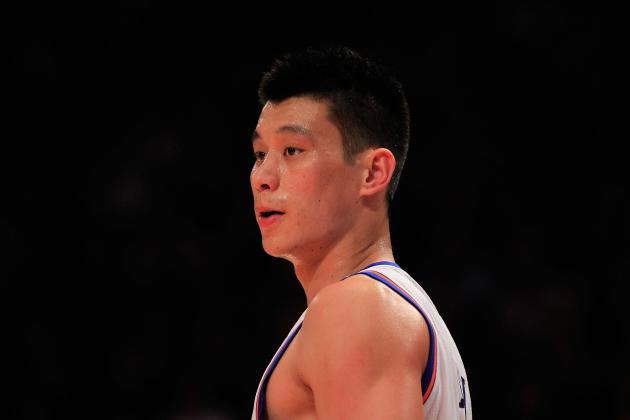 Jeremy Lin: Ranking New York Knicks' PG's Performance vs. Cleveland Cavaliers