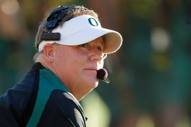 Oregon Football: The Funniest Quotes Chip Kelly Has Ever Delivered