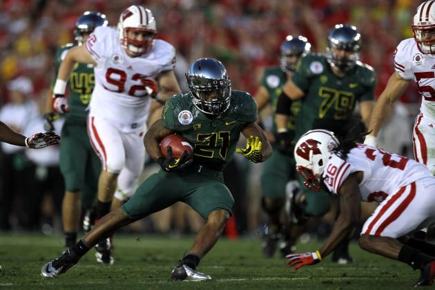 Oregon Football: The Top 5 Plays of LaMichael James' Career