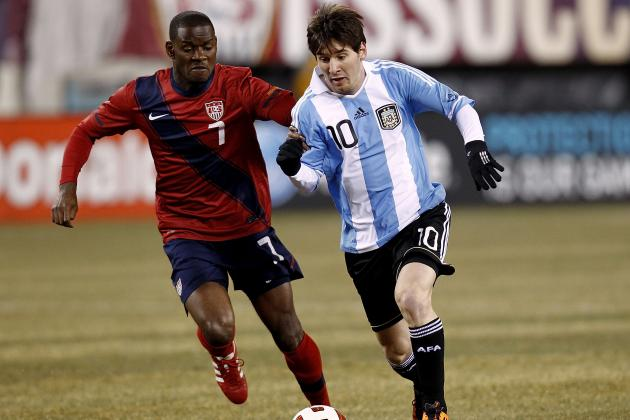 Messi Hat Trick, USA Beats Italy & 10 Things Learned from the Int'l Friendlies