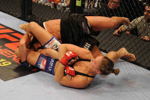 Tate vs. Rousey: B/R Staff Predictions