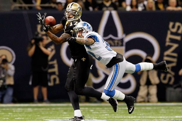 2012 NFL Free Agency: 5 Reasons the Saints Need Robert Meachem Back