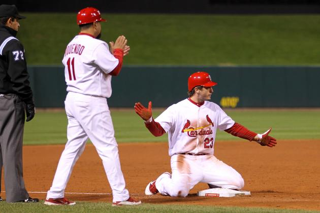 David Freese and 4 Other St. Louis Cardinals to Be Excited About in 2012