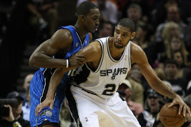 Turning the San Antonio Spurs into a Dynasty Again with Dwight Howard or $48 Mil