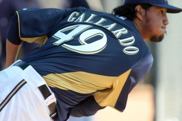 Milwaukee Brewers: Complete 2012 Stat Predictions for Each Top 25 Player