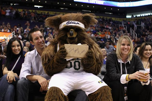 12 NBA Mascots That Make Children Cry