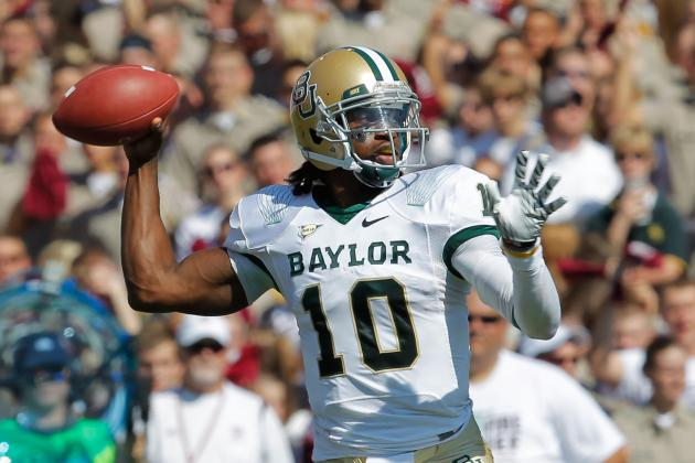 How Robert Griffin III Compares to Other Big 12 Quarterbacks