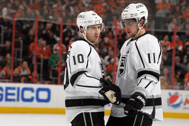 Los Angeles Kings: Why the Kings Aren't Scoring & Why It's Dean Lombardi's Fault