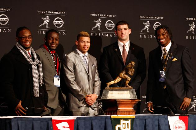 Alabama Football: Who Will Be in the Running for 2012 Awards?