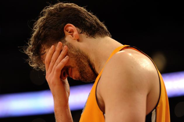 NBA Trade Deadline 2012: 7 Pau Gasol Trades the Lakers Should Seriously Consider