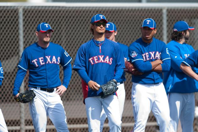 2012 MLB Spring Training: 7 Ways the Rangers Are the MLB's Hottest Spring Ticket