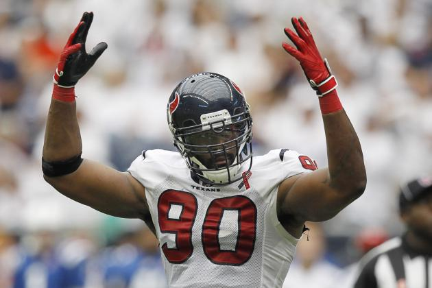 Texans Free Agency: Tracking 2012 Signings, Targets and Rumors