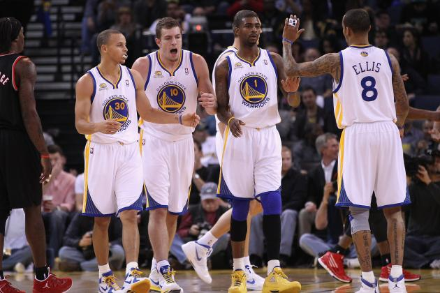 Golden State Warriors: 10 Agenda Items for the 2nd Half