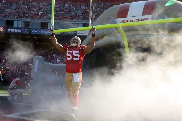 Ahmad Brooks: Why the San Francisco 49ers Linebacker Improves His Stats in 2012