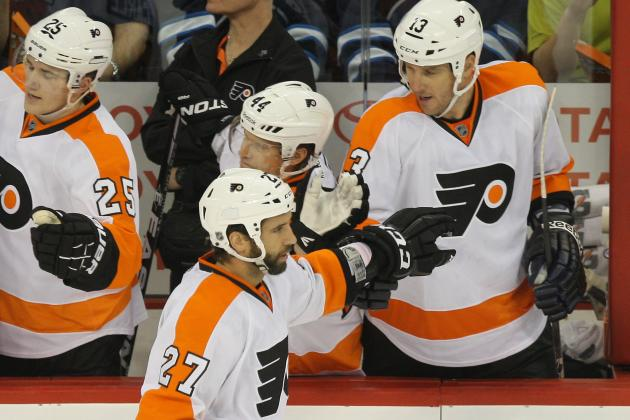 Philadelphia Flyers: 5 Reasons They Control Their Own Stanley Cup Destiny