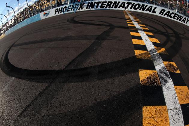 Subway Fresh Fit 500 Preview: 5 Things to Watch at Phoenix