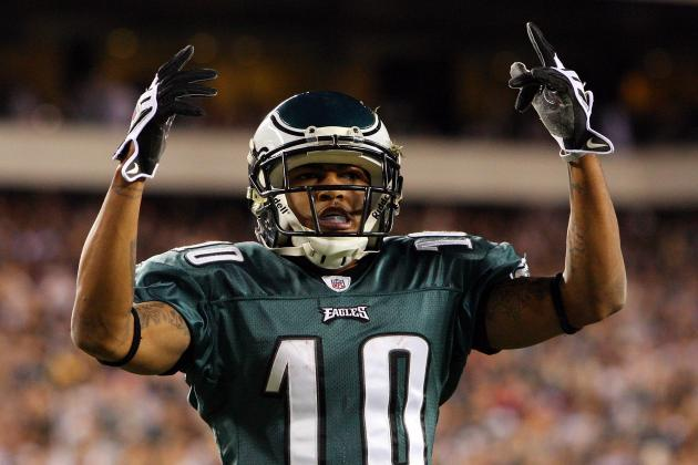 2012 NFL Free Agents: Ranking the NFC East's Top 5 Free Agents