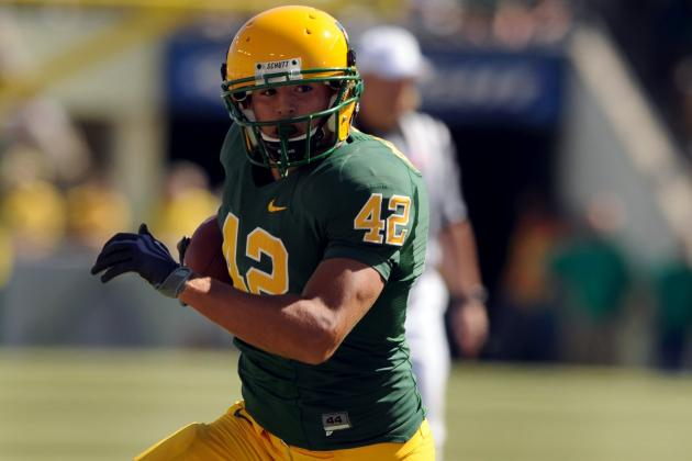 2012 NFL Mock Draft: Analyzing the Best Offensive Undrafted Free Agent Prospects