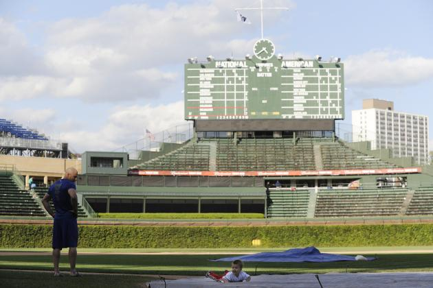 Chicago Cubs: The 10 Worst Things About Wrigley Field