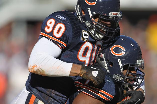 Chicago Bears Free Agency: Tracking 2012 Signings, Targets and Rumors