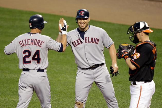 Cleveland Indians: Top Moments of Grady Sizemore's Fading Career