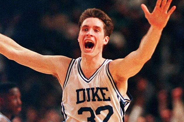 NCAA Bracket 2012: The 15 Greatest Buzzer Beaters in March Madness History