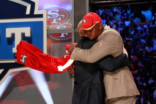San Francisco 49ers 2012 Draft