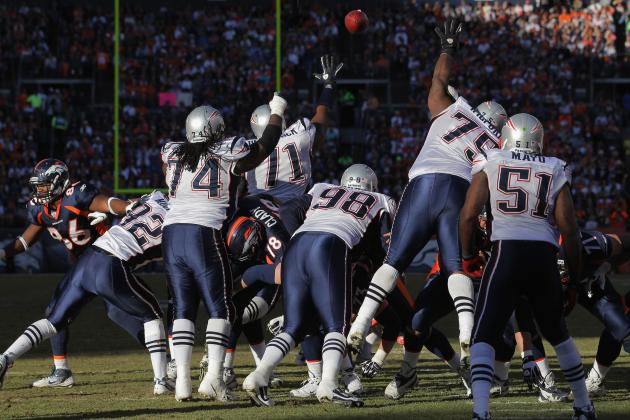 Predicting Each Defensive Starter for the New England Patriots in 2012