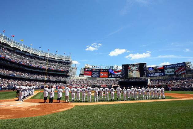New York Yankees: The 11 Most Anticipated Series of the Season