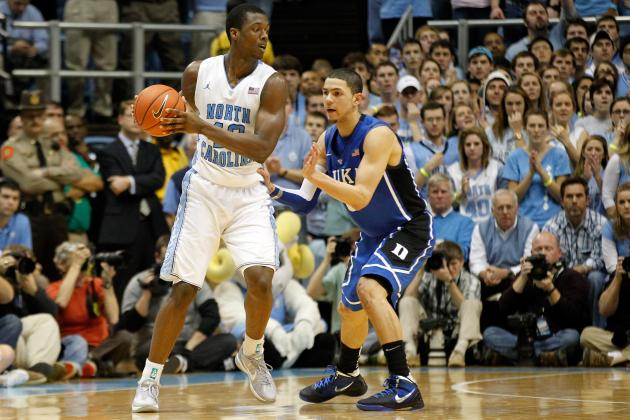 NCAA Bracket 2012: Top 9 Team Matchups We Can't Wait to See