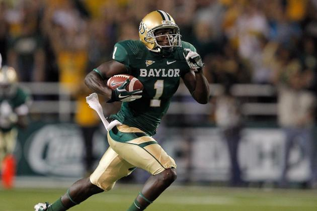2012 NFL Draft: 7 Candidates for the Philadelphia Eagles' First-Round Pick